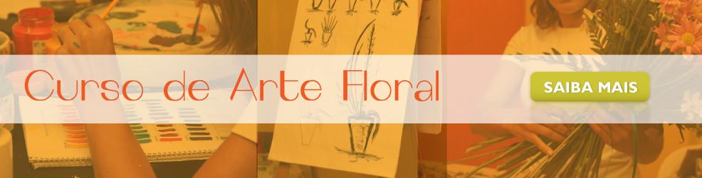 Curso de Arte Floral com Batista Reis - Geral