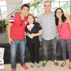 Ganhadora do Voucher de 30% na Floricultura Batista Reis - Flores Online