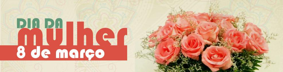 Entrega de Flores para o Dia das Mulheres